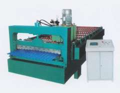 Automatic 850 Color tile press