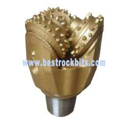 High Efficiency Tricone Drill Bit With Tungsten Carbide For Water Well Drilling
