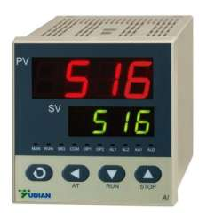 Yu electrical temperature control table AI-517P program