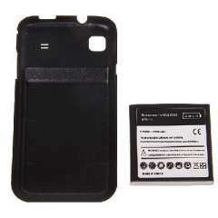 Samsung i9000 EPIC 4G replacement battery 3500mAh with housing