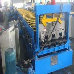 roll forming machine form metal deck