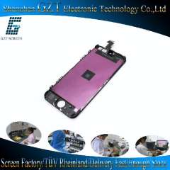 2014 hot sale low price for iphone5c screen assembly ( lcd touch digitizer panel glass assemble )