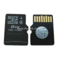 8GB High Speed Micro SD Card With sd adapter