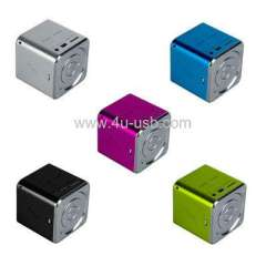 Music Angel Micro SD\TF Mini Speaker JH-MD06