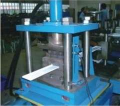 shutter slate roll forming machine