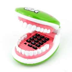 Big Mouth Telephone | Creative telephones | telephone crocodile | cute phone | Green