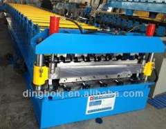 Automatic High Quality Bilayer Roof Roll Forming Machine