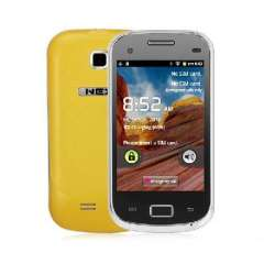 S6500 3.5 inch | Android 2.3 | Smartphone SP8810 yellow
