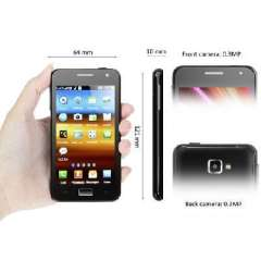 Send mobile phone bag and a touch pen XG-922 TV Wifi 4 inch | capacitive screen | Black | non-smart phone | Bar phone