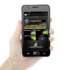 N9000 5 inch Android 4.0 3G smart phone MTK6575 black