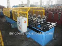 Full-automatic Steel Purlin Roll Forming Machine