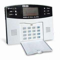Wireless Alarm System with Color LCD Screen and 900\1, 800\1, 900MHz