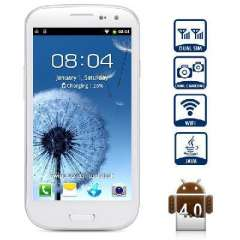 SP8810 i9300 4.7 inch | Android 4.0 | Smartphone
