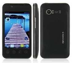 Android 2.3 OS 3.5 英寸 | Dual card dual standby | Smartphone | Black