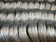 Low-cost manufacturers supply a variety of galvanized wire, galvanized bundled wire, galvanized wire