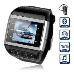 Q8 dual sim watch mobile | with a keyboard | Silver