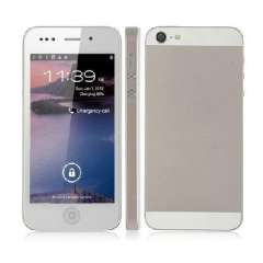 H2000 + 4.0 inch | Android smartphone MTK6577 white