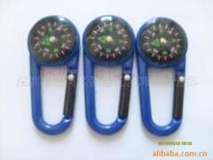 Supply Carabiner compass | plastic compass