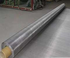 Paper mill special stainless steel mesh, lengths up to 50 m 60 mesh, 70 mesh)