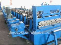 Universal Joint Roofing Sheets Roll Forming Machine