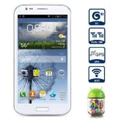 MTK6577 dual-core N7100 + 5.3 inch | Android 4.1 3G / GPS Smartphone