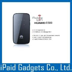 HUAWEI E589 4G LTE 100Mbps Pocket Mobile WiFi Wireless Modem Router