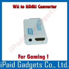 Wii To Hdmi Converter 1080P 720P