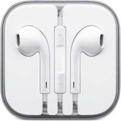 Newest Earphone Headset EARPODS With Remote & Mic For IPhone3 4 5 Touch 5
