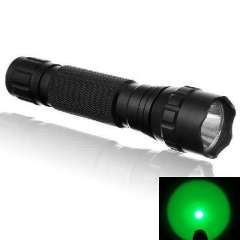 501B green flashlight