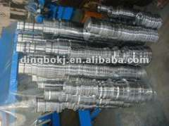steel shaping machine