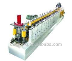 Automatic High Strength Omega Profile Roll Forming Machine