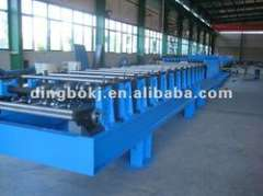 High speed roof roll forming machine