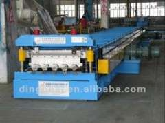 kt211 metal deck roll forming machine