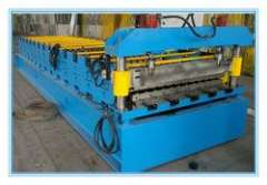 Corrugated Roofing Sheets Roll Forming Machine