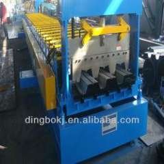 metal deck floor roll forming machine