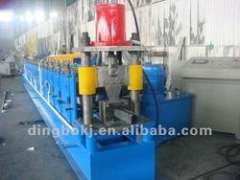 C purlin roll forming machine.
