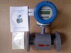 Beijing high-boiling organic solution flow meter, industrial sewage flow meter price, cleaning agents flowmeter manufacturers
