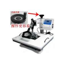 Shake head pyrograph figure hot thermal transfer equipment multifunctional machine T-shirt color cup manufacturers selling DIY