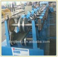 1.5-3mm steel thickness Z purlin roll forming machine