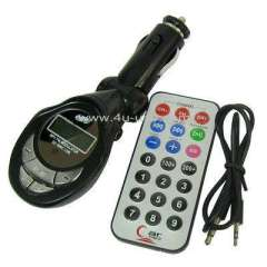 15 channel (SD Card)(USB)MP3 FM LCD Modulator Transmitter