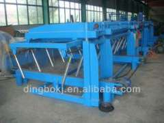 automatic metal sheet stacker