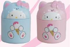 Cute cat Mimi automatic toothpick bottle | Random Color