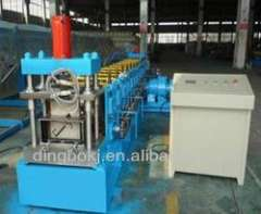 Z purlin steel profile roll forming machine