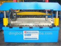 Water Tank Cold Roll Forming Machine