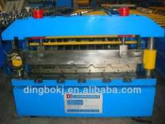 YX1250 Roofing sheets Roll Forming Machine
