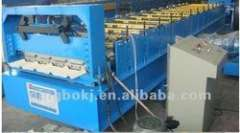 YX820 roof roll forming machine