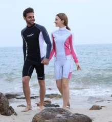 Hong Kong THENICE Snorkeling | Sun clothing | jellyfish clothing | Diving | Split | shorts | tunic | Lycra