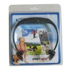 C2 Sport MP3 Music Player Headset