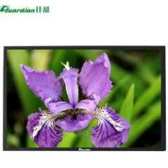 tamper-proof metal shell 55 inch lcd monitor 240V advertising monitor with av input