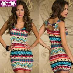 Women's Mini Dress, Popular Ladies' Casual Dresses Free shipping Y115